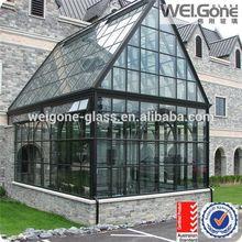 glass houses on sale low-e glass shanghai factory