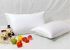 comfortable top quality white goose down pillow for baby bedding