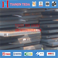 high strength spcc cold rolled Carbon steel plate from China