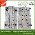 Precisión 3d dibujo personalizado molde, 3d electrónica de dibujo de la cubierta del molde maker