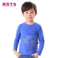 New arrival boy style wholesale clothing kids boutique leopard pattern children casual wear