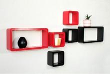 DIY type book display rack
