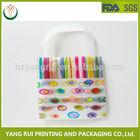 China Online Shopping Pvc Jelly Tote Bag Candy Handbag