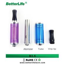 custom vaporizer pen B3.5 Colorful atomizer B5 wholesale wax vaporizer pen