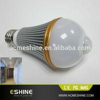 Smart Lamp 7W LED Light Bulb Globe with PIR Motion Sensor E27 Screw, B22 Bayonet