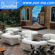 salon furniture waiting sofa hotel sofa chair modern classic sofa
