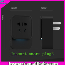 US to UK sockets international adapter plug for travel use Wi-Fi Remote Control