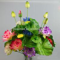 Wholesale high simulation indian fresh flower garlands,dubai fresh cut flower importers( AM-ZP31)