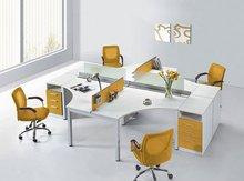 Economical steel mfc partition cubicle workstation