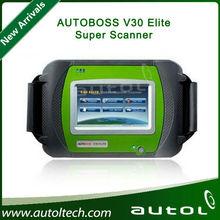 Original Autoboss V30 autoboss Multi-language Auto diagnostic tool DHL Free Shipping -Amanda