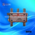 4 répartiteur tv signal splitter