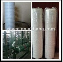 Plastic 0.5,0.67,0.75m bale warp net ,pallet wrap netting/ heno pacas con red