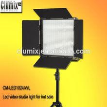 1024 leds beads led studio light for video shooting