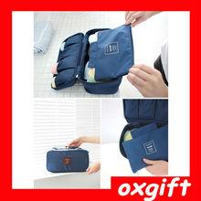 OXGIFT New Portable Protect Bra Underwear Lingerie Case Travel Organizer Bag
