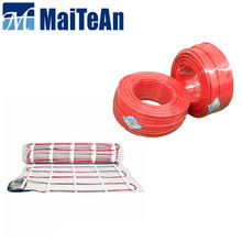 150W/M Electric Underfloor heating cable /mat Price
