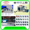 full-automatic concrete hollow block machinery , QT8-15B multi-function concrete block making machine for sale