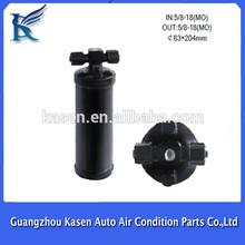 car ac filter drier pad 63*204mm 5/8-18(MO)