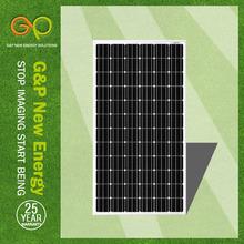 high efficiency low price solar panel for solar power street lamp post