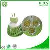 cri>80 mr16 high power led china 4000-4500k 12v dc led light bulb