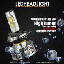 2014 Latest R&D all in one high lumen skoda octavia led headlight