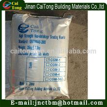 Cgm-2 PGM fondazione stuccatura attrezzature materiali stuccatura materiale