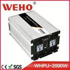 Smps OEM 2000w 12v 220v solar panel battery inverter with charger