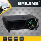 Susan Shi BL960 BRILENS Multimedia Interface AV,3RCA,VGA,USBx2,HDMI,AUDIO-OUT LCD Support 1080p Projector