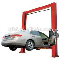 clear floor 5.5t/12000lbs car service station equipment
