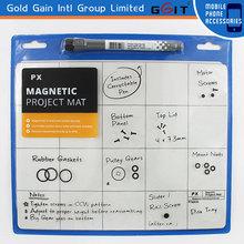 Magnetic Pad For Mobile Phone Repairing;Universal Magnetic Pad;Mobile Phone Repairing Tools