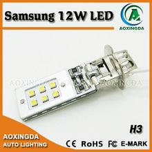 LED H3 12W Samsung 2323