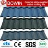 roman metal roofing tile /grey color roof tile /best metal roofing