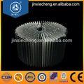 De alta calidad de tubos de cobre del disipador de calor, hardware del producto compuesto disipador de calor