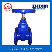 DIN3352 F4 Non Rising Stem gate valve