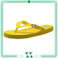 La mujer flip flop sandalia/colorido deslizador de eva