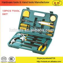 13pcs promotional tool set gift tool set for home repair