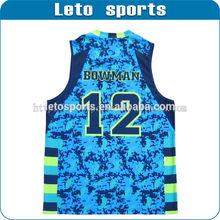 cool fit design basketball shirt basketball short sleeved jersey