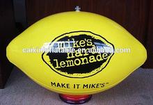 inflatable lemon/ customized inflatable lemon for advertising/ inflatable advertising lemon balloon