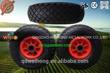 3.00-4 Air Rubber wheel