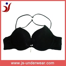 2014 js-788 hot night black bra with image bring (accept OEM)