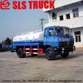 Dongfeng camiones mini, 4*2 camión de agua, hlq5060gsss3 cisterna de agua