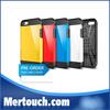2014 Amazon hot selling colorful SGP Bumper Armor Spigen Case For iPhone 5c