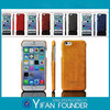 Wholesale new leather cellphone case for iphone 6