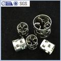 Ss304 10 mm Pall anneau tour emballage pour colonne de distillation