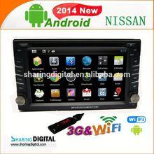 NSN-6610GDA Auto Car Radio Dvd Player Navigation GPS for NISSAN Pathfinder