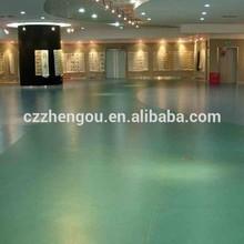 Solvent-Free Polyurethane Floor Paint / Concrete Floor Finishes