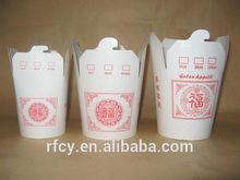 Safe fast food box.2014 hot-selling box OEM/ODM manufacture