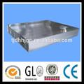 folha de alumínio corrugado para o telhado de folha de alumínio para a sarjeta
