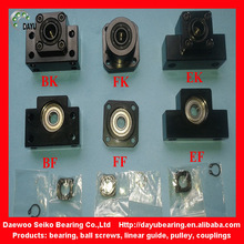 China supplier for ball screw support, BK40, BF40