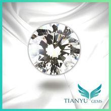 China Labradorite Stone Cubic Zirconia Jewel