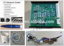 C7 piezo ultrasonic scaler built-in kavo dental unit